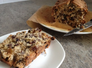 Calvados Fruit Cake
